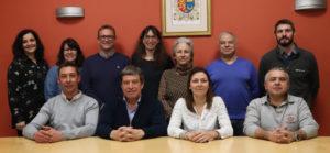 Nouvelle équipe municipale élue en 2020